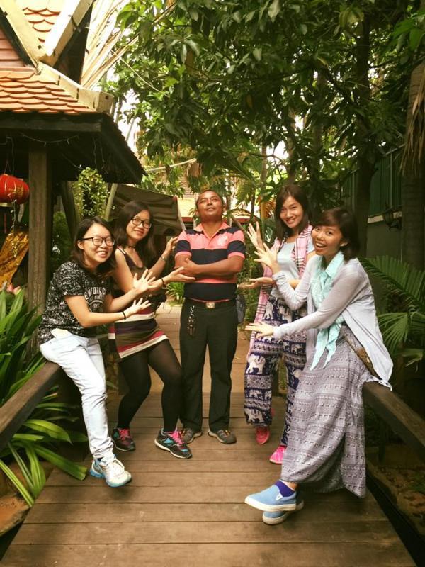Bangkok to Angkor Wat Battambang Tour 4d3n, Bangkok to Siem